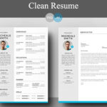 Clean Resume and Cover Letter