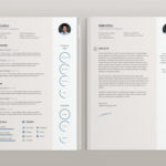 Four Pages Resume