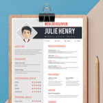 Professional Fresh Resume