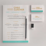 Simple Resume and Business Card