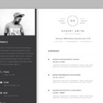Unique Resume/CV Template