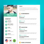 Creative Corporate Resume
