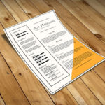 Joy Resume Template