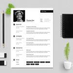 Elegant Creative Resume