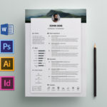 Elegant Resume / CV Template