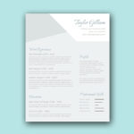 Gilliam Resume