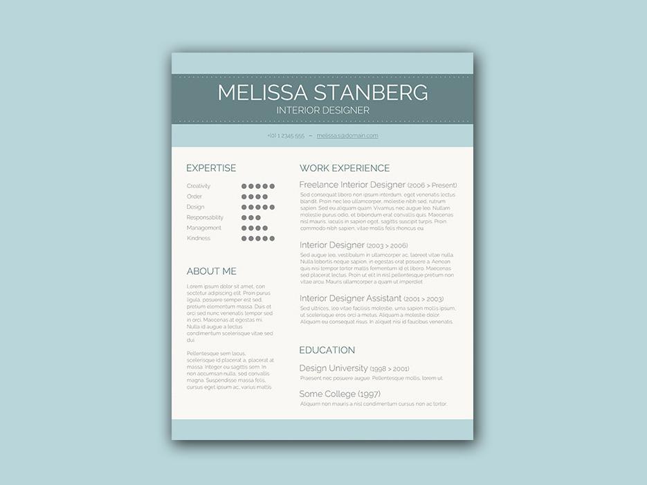Interior Designer Resume - Smashresume