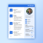 Material Sketch Resume