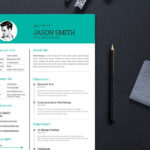 Modern and Clean CV Template