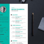 Shabrina Resume Template