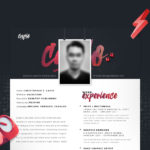 Single Page Resume