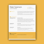 Swenson Resume Template