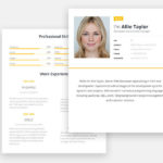 Allie Taylor Resume