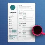 White Simple Resume