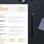 Simple Editable Resume