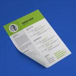 Simple Green CV