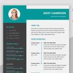 Above Resume Template