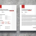 Red Resume Template