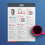 Creative Infographic CV