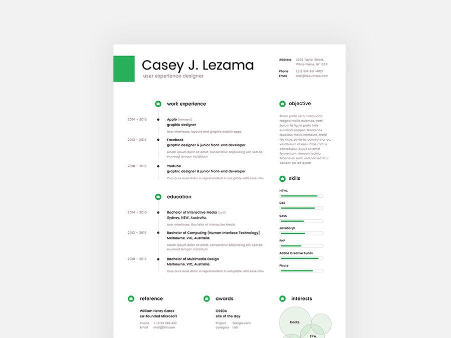 casey resume