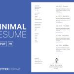 Simple CV Set