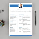 Russell Resume Template