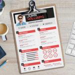 Creative Typographic Resume