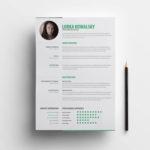 Simple Creative CV