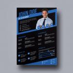 Stylish Designer CV