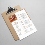 Chocolate Resume Template
