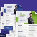 Corporate Resume/CV Template