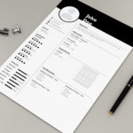 Counsellor Resume Template