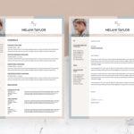 Feminine Resume Template
